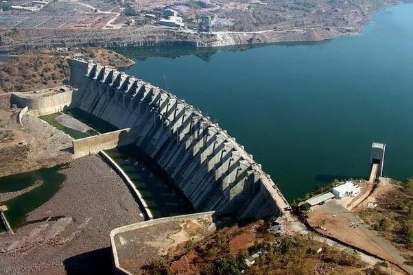 indira sagar dams in india